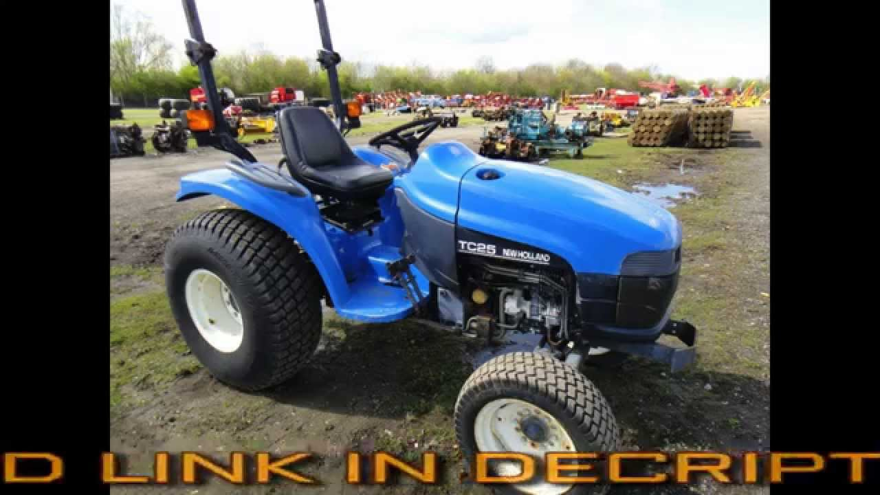 Tractor Rims 36 : New holland tc tractor illustrated master parts list