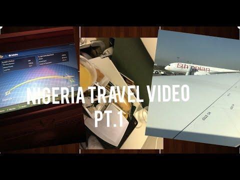 Nigeria Travel Video part 1