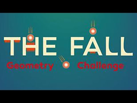 The fall: Geometry challenge - Android Game-play HD