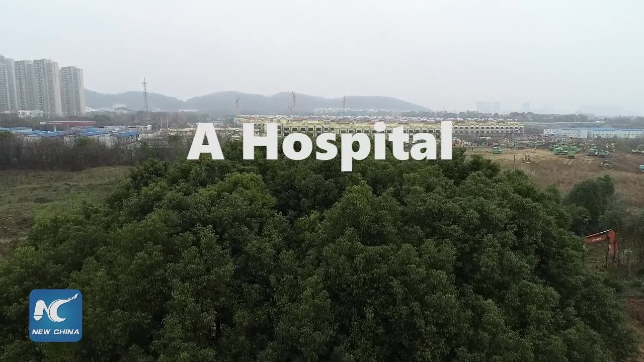 How to build a hospital in 10 days