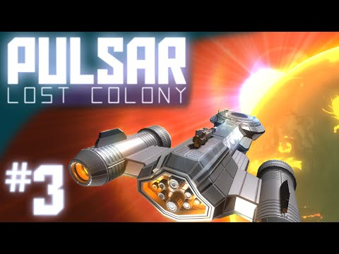 Pulsar Lost Colony #3 LAVA PLANET