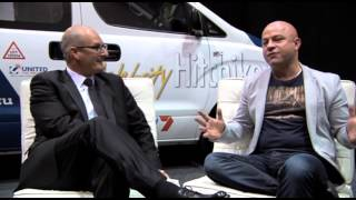 ZoomTV on 7mate S05E04 Celebrity Hitchhiker David Koch