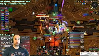 Bajheera - HEROIC ZUL: ULDIR (374 iLvl Arms Warrior) - WoW 8.0 Battle for Azeroth