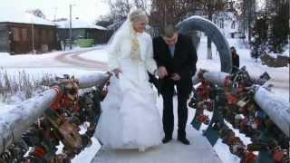 Клип Свадьба Алексея и Наталии mpeg2TS