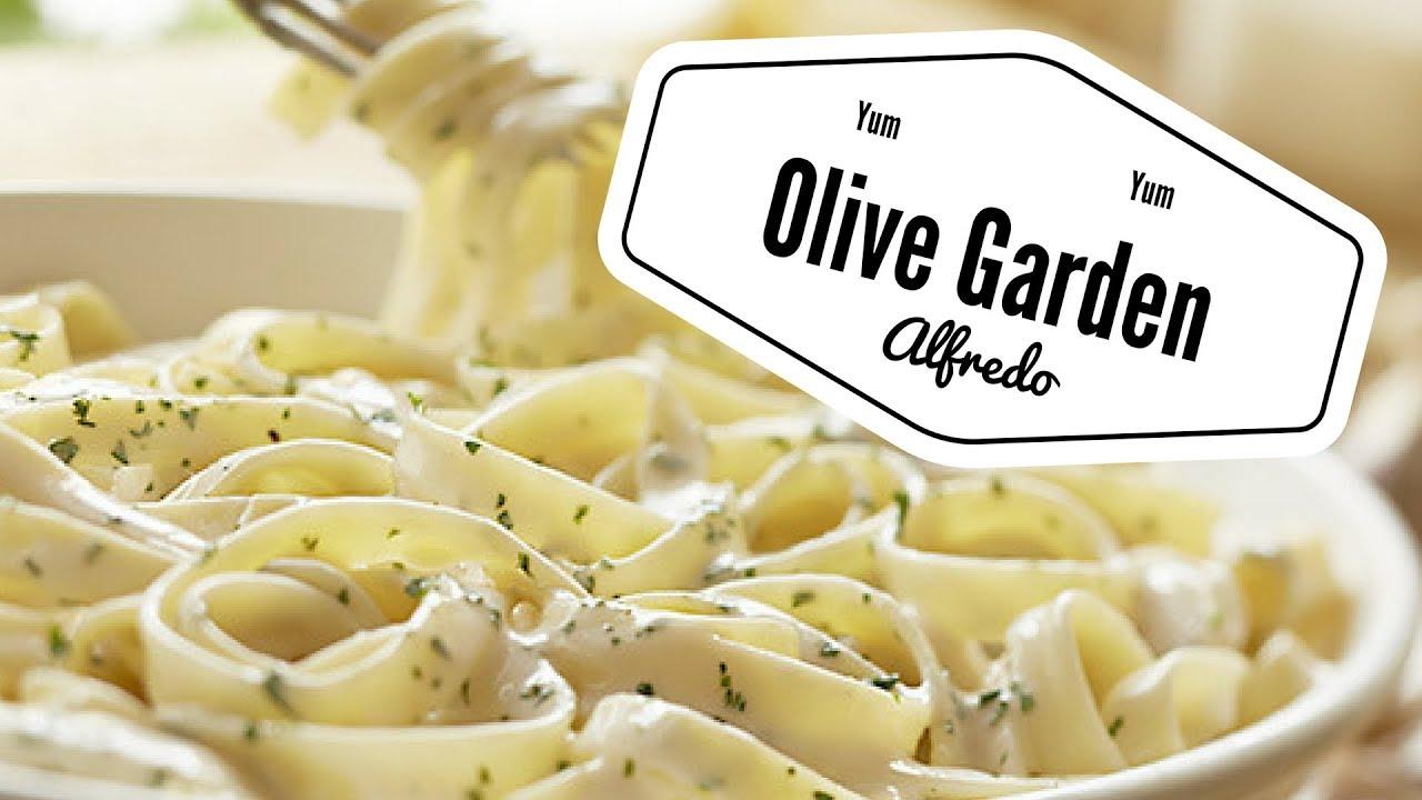 olive garden chicken alfredo - Olive Garden Fettuccine Alfredo Recipe
