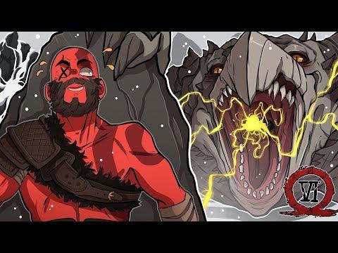 OH, SO WE GOT DRAGONS NOW!?! | God of War (Live Stream Episode 6)