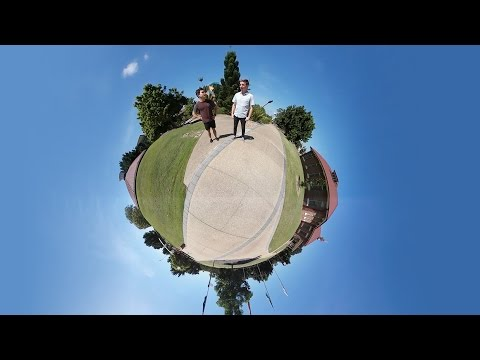 Things to do in Ipswich (360° video)