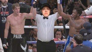 I WENT TO THE KSI VS LOGAN PAUL FIGHT!!!