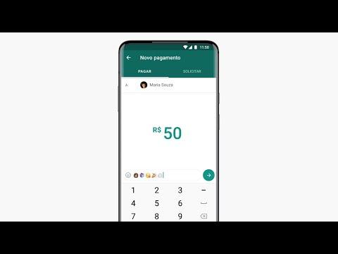Como enviar dinheiro no WhatsApp (Brasil)
