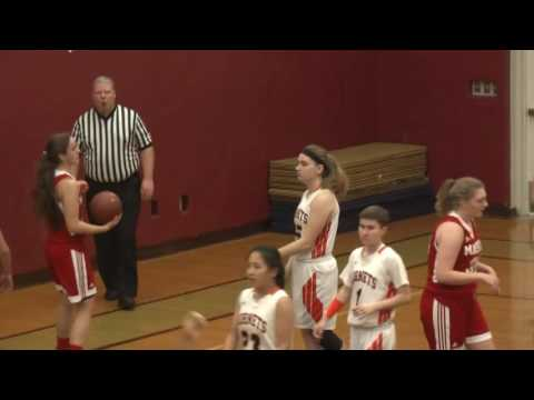 Plattsburgh - Massena Girls  12-27-16