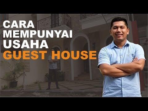 Cara Sukses Mempunyai Usaha Guest House | dejaboe guest house