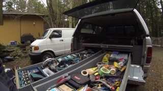 Home Made Truck Bedslide