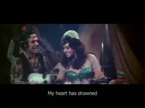 Mehbooba Mehbooba - Sholay,1975 (HQ with ENGLISH SUBTITLES)