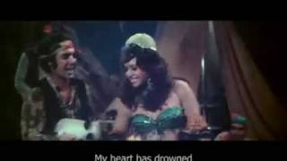 Mehbooba Mehbooba - Sholay,1975 (HQ with ENGLISH SUBTITLES)