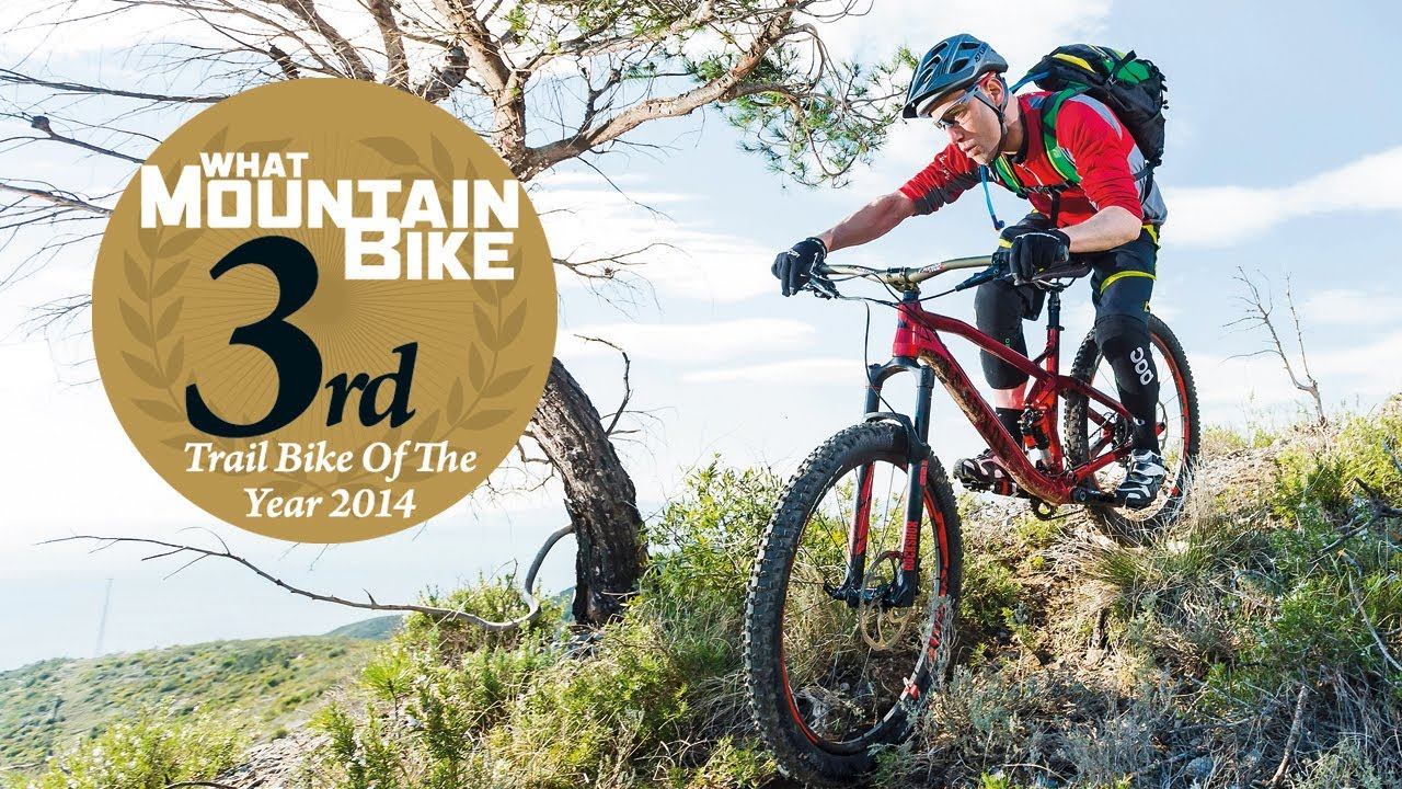 Canyon Spectral AL 9 0 - 3rd Place - Trail Bike of the Year 2014
