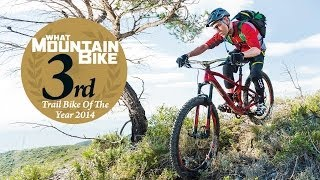 Canyon Spectral AL 9.0 - 3rd Place - Trail Bike of the Year 2014