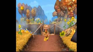 Crazy Chicken Tales - Gameplay Wii (Original Wii)