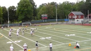 Solna Chiefs U15 vs. Täby Flyers 2015