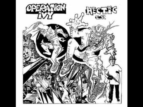 Operation Ivy- Healthy Body