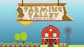 ► Farming Valley: CROP CRAP! (Modded Minecraft #9)◄