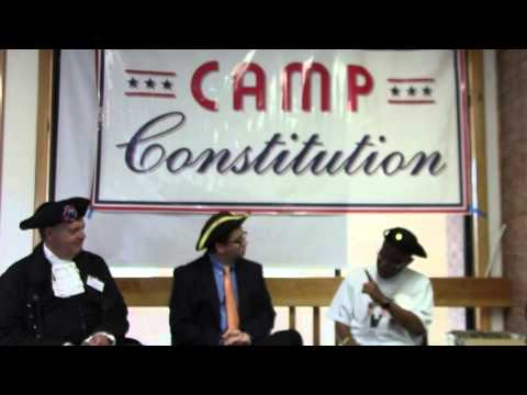 Camp Constitution Interview with Rev. Steven Craft and Pastor Garrett Lear