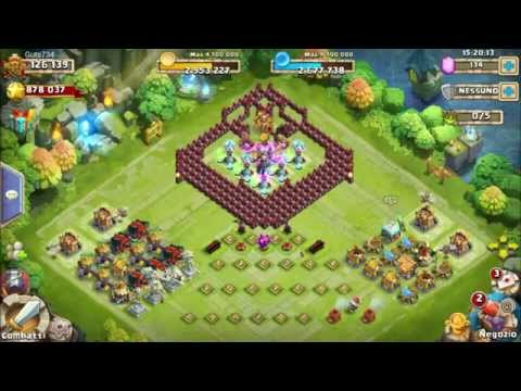 #58 Castle Clash: Unlimited Psyshield! Hack Or Bug?