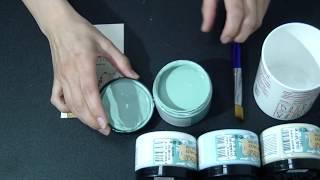 Обзор меловых красок Very Chalky от Cadence