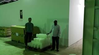 Ice Block Machine Installation in Saudi Arabia | التركيب مصنع الثلج في السعودية