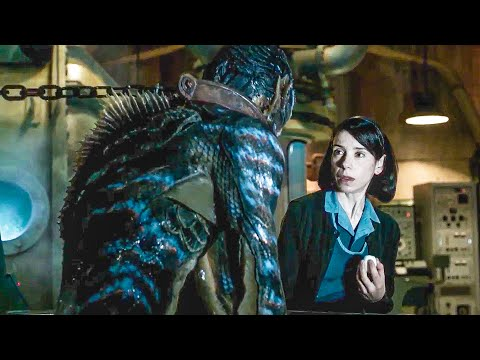 THE SHAPE OF WATER Trailer (2017) Guillermo del Toro streaming vf