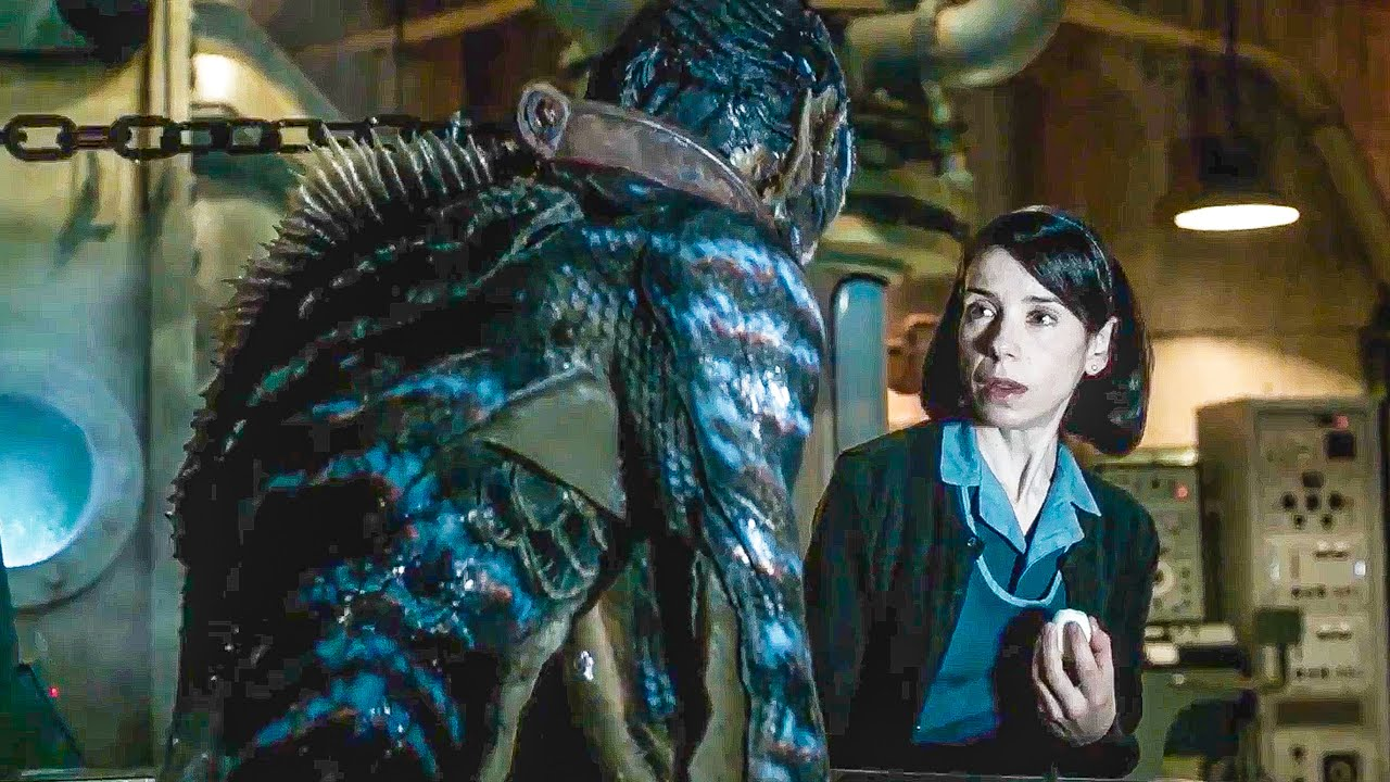 「the shape of water」的圖片搜尋結果