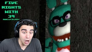 39 CONFESSES THAT HE'S MY FRENEMY! - Five Nights With 39: Anniversary (Nights 3 & 4)