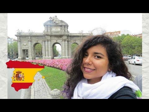 Último día en España 😭 : MADRID 💓