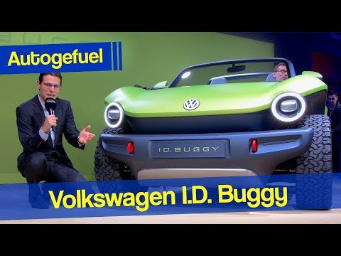 Conversations with Tim Palmer - Volkswagen Bringing Back The Dune Buggy?