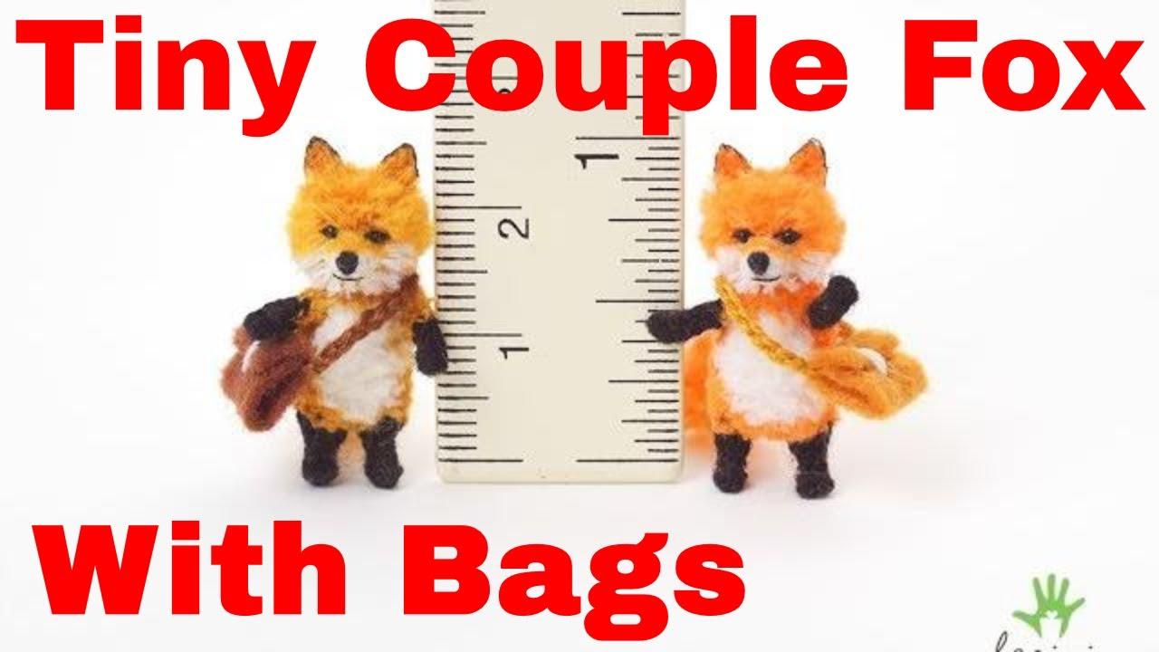 Tiny fox amigurumi pattern | Amigurumi modelleri, Örme bebekler ve Amigurumi | 720x1280