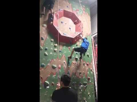 Gainesville Rock Climbing Gym