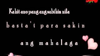 Myrus - Wala Man Sa'Yo Ang Lahat Lyrics
