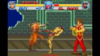 Final Fight One (Japan) (Game Boy Advance) - (Longplay - Guy | Super Hard Difficulty)