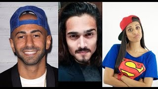How much do Youtubers Make (HINDI) | BB Ki Vines, FouseyTube, SuperWoman