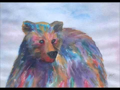 rainbow bear - YouTube