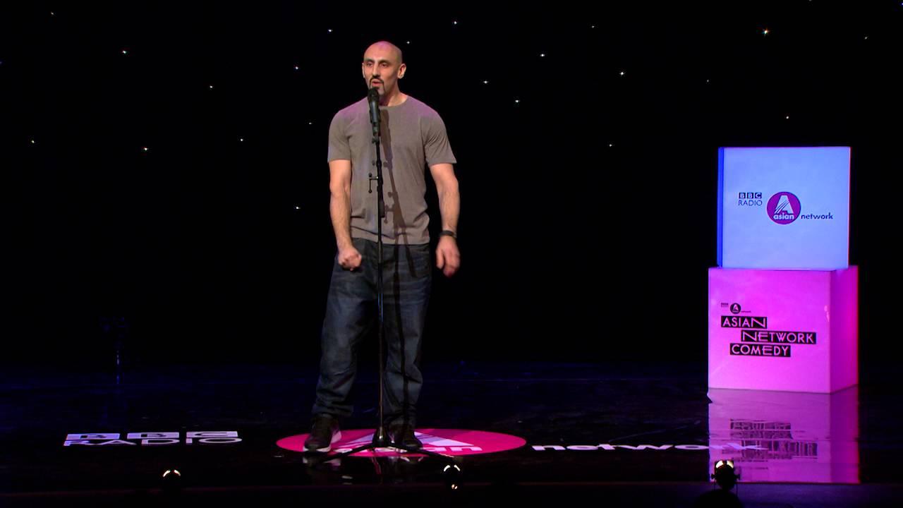 Asian Network Comedy - Watford Palace Theatre: Sheraz Yousaf