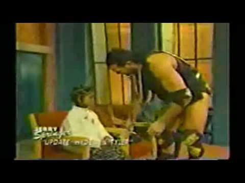 Razor Ramon on Jerry Springer