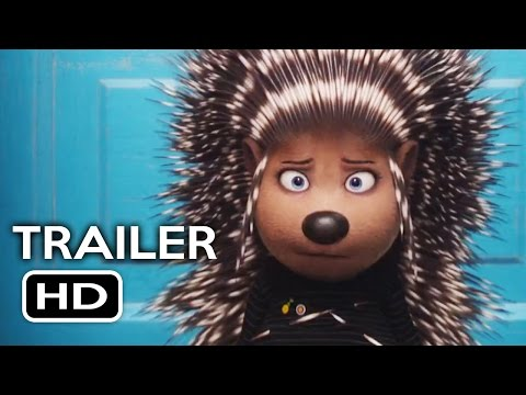 Sing Official Trailer #3 (2016) Matthew McConaughey, Scarlett Johansson Animated Movie HD