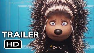 Sing Official Trailer #3 (2016) Matthew McConaughey, Scarlett Johansson Animated Movie HD