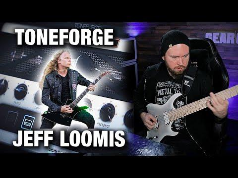 AMAZING Metal Tones from a PLUGIN! JST ToneForge JEFF LOOMIS Metal Demo   GEAR GODS