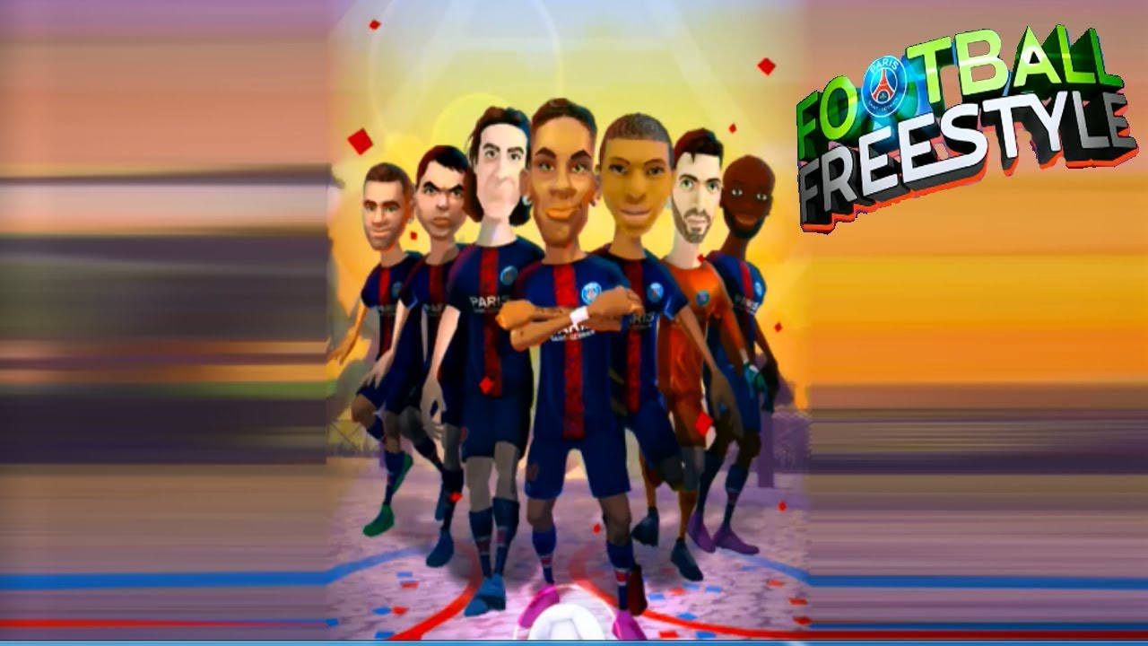 PSG Football Freestyle - Android Gameplay (Beta Test)