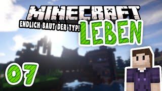 Minecraft LEBEN #07 | Es wird gebaut! | Zombey