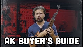 What To Look For When Buying an AK