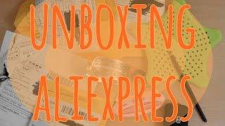 HAUL ALIEXPRESS/UNBOXING