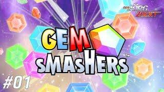 Wie gut und leicht ist es? | Gem Smashers | Stream #01 | DerJörgZockt