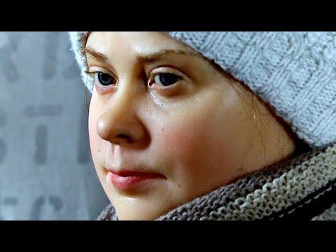 Almanya'da bal mumu müzesine yeni sakin: Greta Thunberg